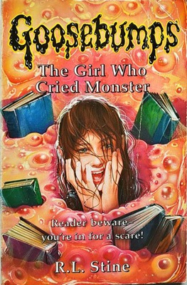 The Big Goosebumps Re Read 8 The Girl Who Cried Monster R L Stine 1993 Unfiltered Opinion